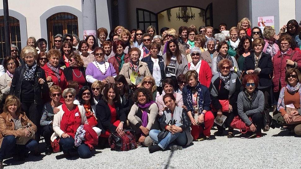 El Encuentro Provincial de Igualdad reúne a más de 200 mujeres en Dúrcal para hablar de salud