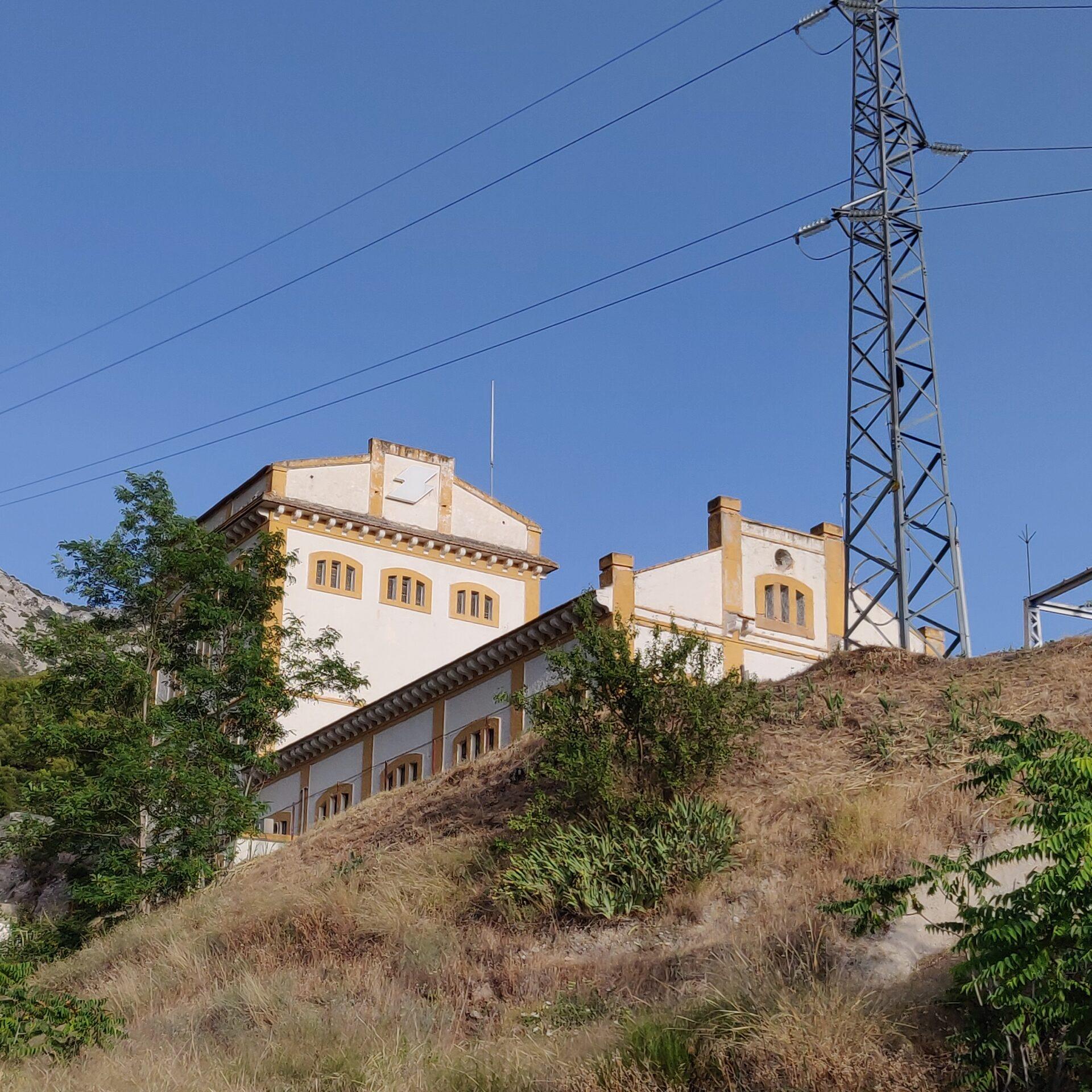 "Central Hidroeléctrica ""Salto de Dúrcal"""