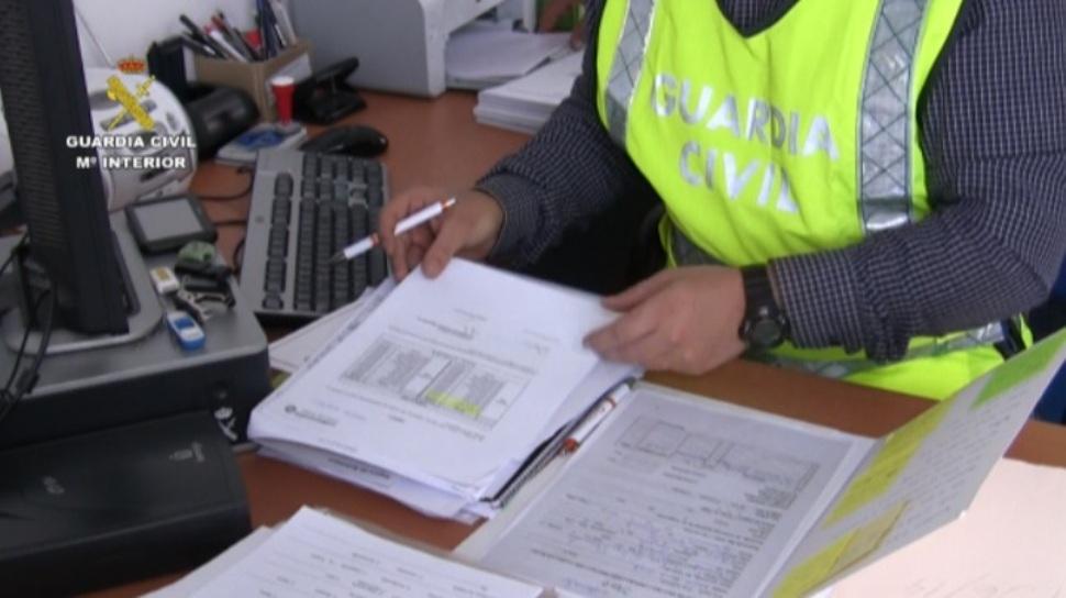 Desarticulada una organización que había estafado a unas 200 personas con falsas pólizas de seguro