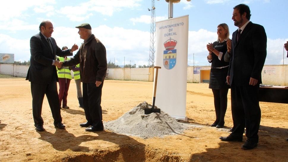 Dúrcal contará con un nuevo campode fútbol con la financiación de laDiputación