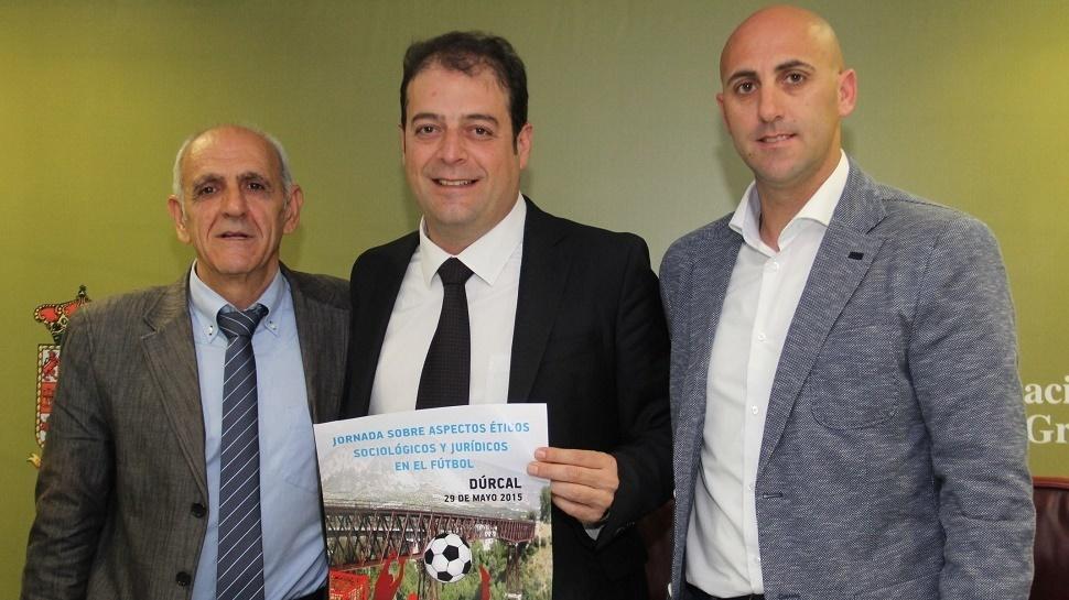 Dúrcal prepara una jornada que analizará las claves para prevenir la violencia en el fútbol